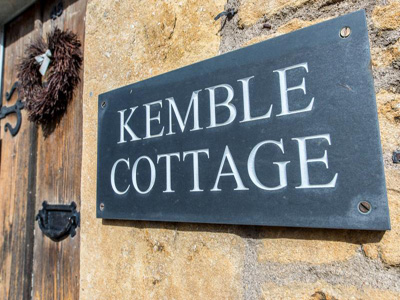 Kemble Cottage exterior